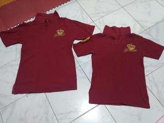 Polo shirt couple