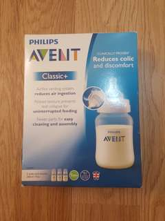 Avent anti-colic baby bottles