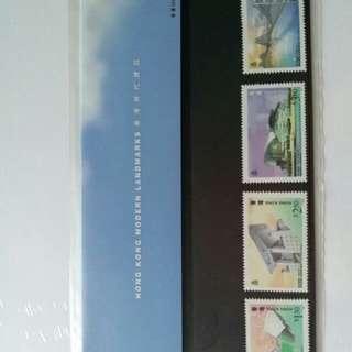 香港現代建設紀念郵票
