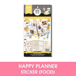 Value Pack Stickers - Food