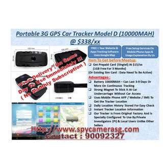 GPS Tracker Uses By Private Investigator