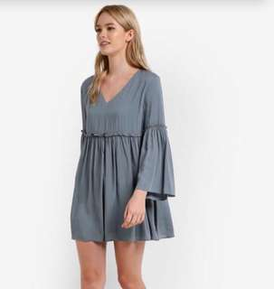 Something Borrowed Baby Doll Dress