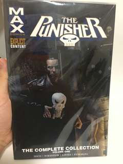 Punisher Max The Complete Collection Volume One