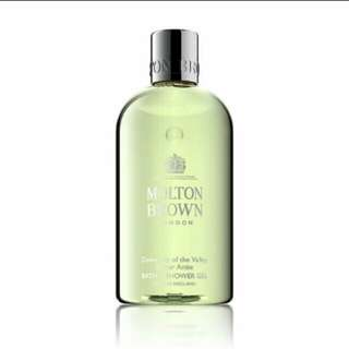 Molton Brown Dewy Lily of the Valley & Star Anise Bath & Shower Gel 30ml