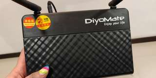 Diyomate K7 Android TV Box self collection at Jurong West