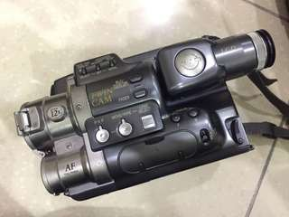 Sharp VL-MX7 video camera