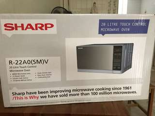 Sharp 20 Litre Microwave oven