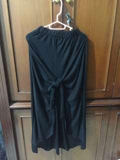 Rok Mirip Noki - Black Skirt