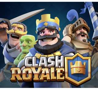 Clash Royale Top Up Gems (Updated as of 17/06/18)