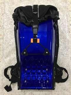 Backpack anoka bike superbike backpack hard shell
