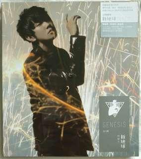 [Music Empire] 林俊杰 - 《新地球》新歌 + 精选 ‖ JJ Lin  - Genesis CD Album