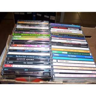 Original English/Chinese Music CDs