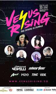 Venus Rising Sg