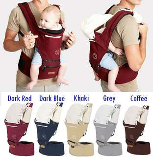 Aiebao Multifunctional Baby Hip Seat Carrier