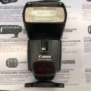 Canon Speedlite 430EX II (Price Drop!)