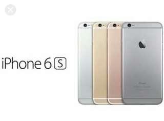 Dijual Kredit iPhone 6S 128GB tanpa kartu kredit