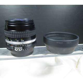 Nikon Ai-S 50mm F1.4 Nikkor Lens