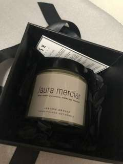 LAURA MERCIER 100% Soy Wax Candle with Natural Essential Oils