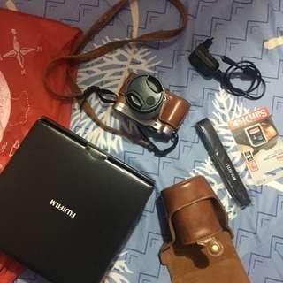 Fujifilm X-A10 LP!