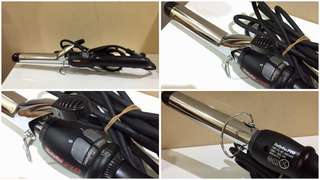 ORI BABYLISS CURLING IRON 1,25inch