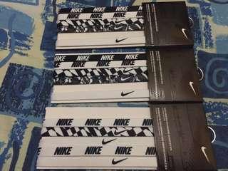 Authentic Nike Headbands