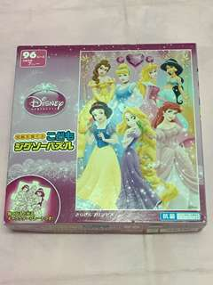 Disney Princess Puzzle 96pcs