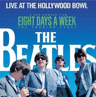 The Beatles- Live At The Hollywood Bowl [LP] 2016 sealed vinyl