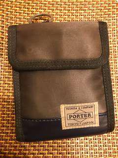 PORTER x SAC'S BAR STORM WALLET