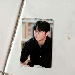 Wanna One fan con DVD Minhyun Photocard