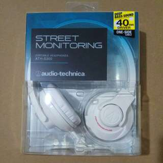 Audio Technica ATH-S300 Headphone