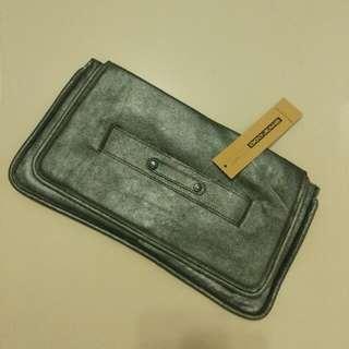 DKNY Jeans clutch