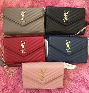 AUTHENTIC YSL SLING BAG