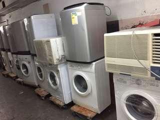 二手 雪櫃 洗衣機 抽濕機 冷氣機