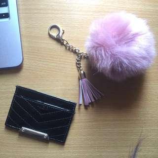ALDO Card holder + ALDO Fluffy Toy