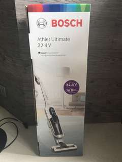 全新 Bosch Athlet Ultimate 32.4V BCH732KTGB 無線直立式吸塵機