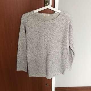 SALE Grey Pullover