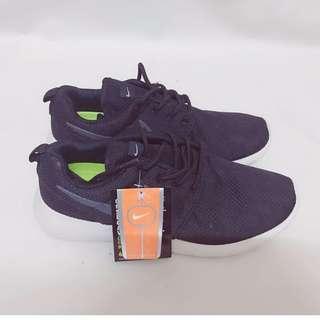 NIKE Roshe run 超輕量慢跑鞋 情侶款 nike鞋 倫敦奧運 休閒鞋 運動鞋 灰勾 經典款 無鞋盒
