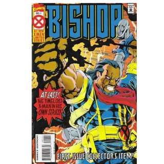BISHOP SET (MARVEL COMICS)