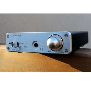 Topping tp30 mark2 dac/amp