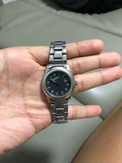Silver Titus Watch