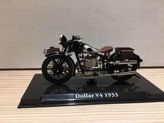 🚚 Dollar V4 1933 1/24