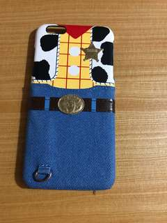 iphone 6s plus case toystory woody 胡迪