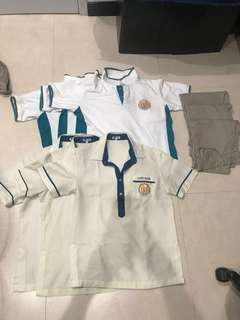 UST Senior High School Type A and B Uniforms