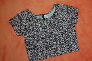 Divided by h&m cropped top