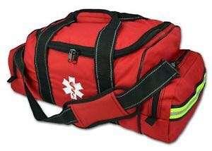 Lightning X Large EMT Medic EMS Trauma Bag w/ Dividers