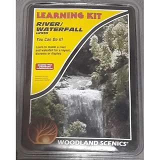 Woodland Scenics - River / Waterfall (Learning Kit)