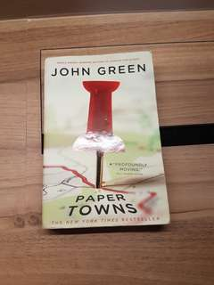 Paper Town by John Green