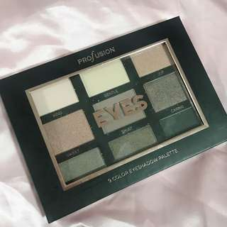 Profusion 9 Color Eyeshadow Palette ~ Studio Icon Collection