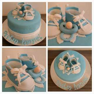 Baby shower / Baptismal cakes / cupcakes