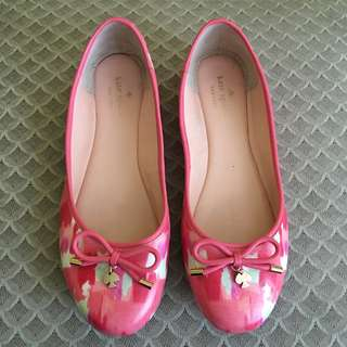 AUTHENTIC KATE SPADE FLATS
